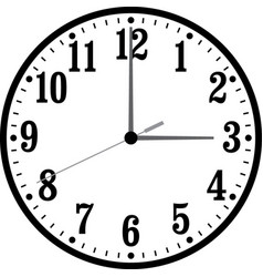 Clock-002 vector