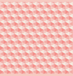 Pink seamless background vector