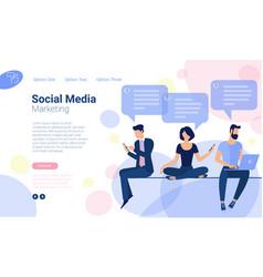 Web page design templates vector