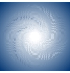 Swirl blue abstract background vector