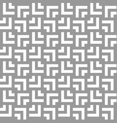 seamless vintage pattern ethnic textured vector image