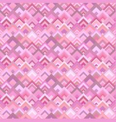 pink geometric diagonal square pattern - mosaic vector image