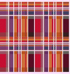 Rectangular tartan seamless texture mainly in vector