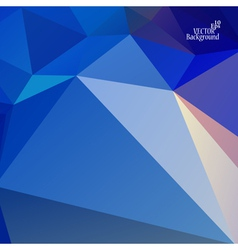 Abstract geometric background for use in design vector image