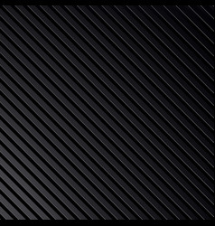dark metal stripes background vector image