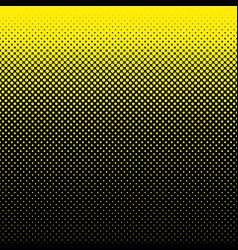 halftone dot pattern background - from circles in vector image