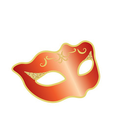 Theater mask vector
