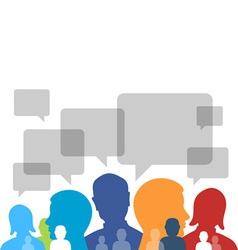 Communication Symbol vector image vector image