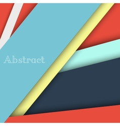 Colorful blank background - Design Concept vector image