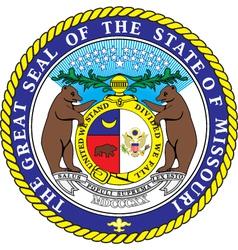 Missouri Seal vector