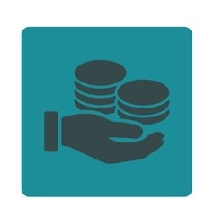 Salary Icon vector