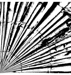 Abstract Bamboo Texture vector image vector image