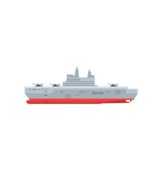 hi-speed navy tanker with vector image