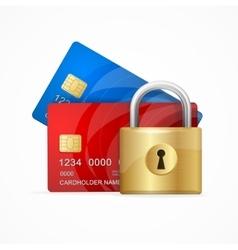Money Secure Concept vector