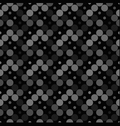 Abstract geometrical circle pattern background vector