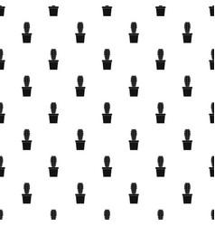 Cactaceae cactus pattern vector