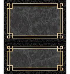 Marble Frames vector