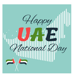 2 december uae independence day map background vector