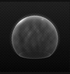 Energy force field bubble shield vector