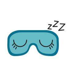 Sleep related icon image vector