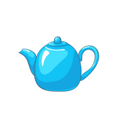 teakettle vector image