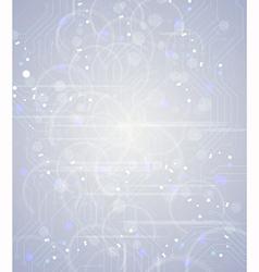 digital technologies vector image