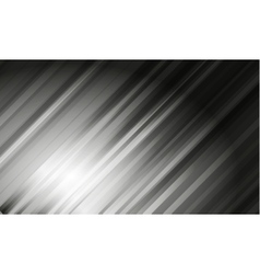 grayscale background from diagonal lines vector image