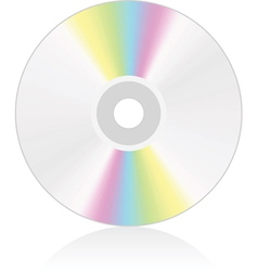 Cd dvd vector