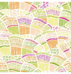 Seamles spring background pattern vector image