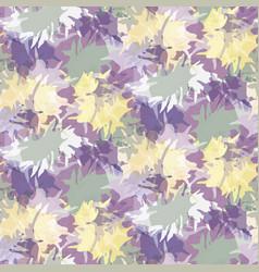 Blurry shibori tie dye abstract splash background vector