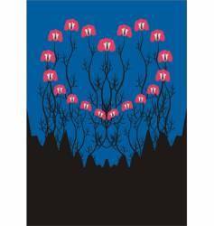 love poppy card vector image