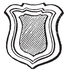 tressure are generally forms a border to the vector image