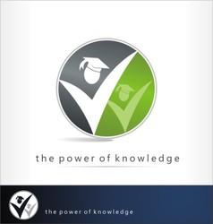 Social symbol logo vector