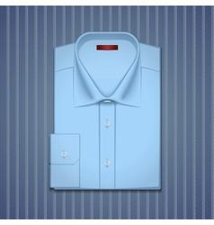 Classic shirt vector