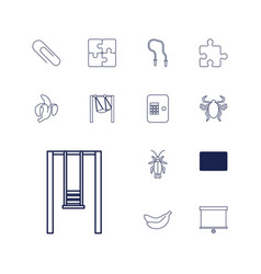 Painting icons vector
