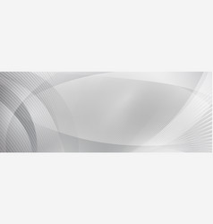 abstract background curves and halftone dots vector image