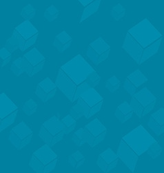 web page background BLUE SQUARE vector image vector image