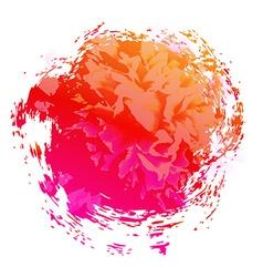 Color Blob vector image