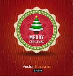 chirstmas vector image