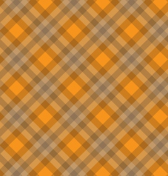 Orange fabric pattern geometric background vector