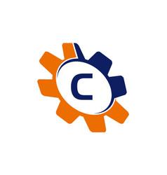 Gear initial c vector