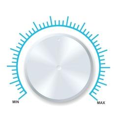 Volume balance knob vector