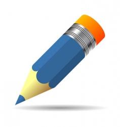 small color pencil vector image vector image