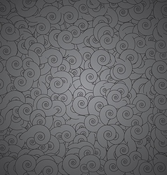 Seamless Swirls Texture vector