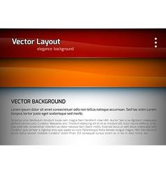 Red design vector