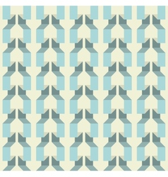 Seamless texture with effect of volume 3d Paper vector image