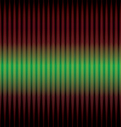 green techno background vector image vector image