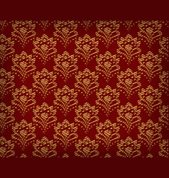 golde seamless texture vector image