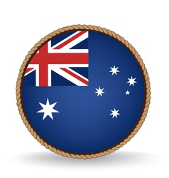 Australia Seal vector image