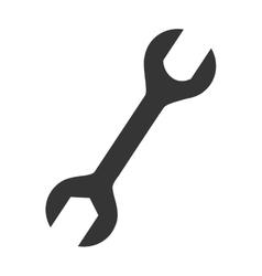construction tools theme design icon vector image